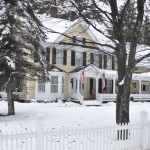 Winter returns to Woodstock and The Jackson House Inn