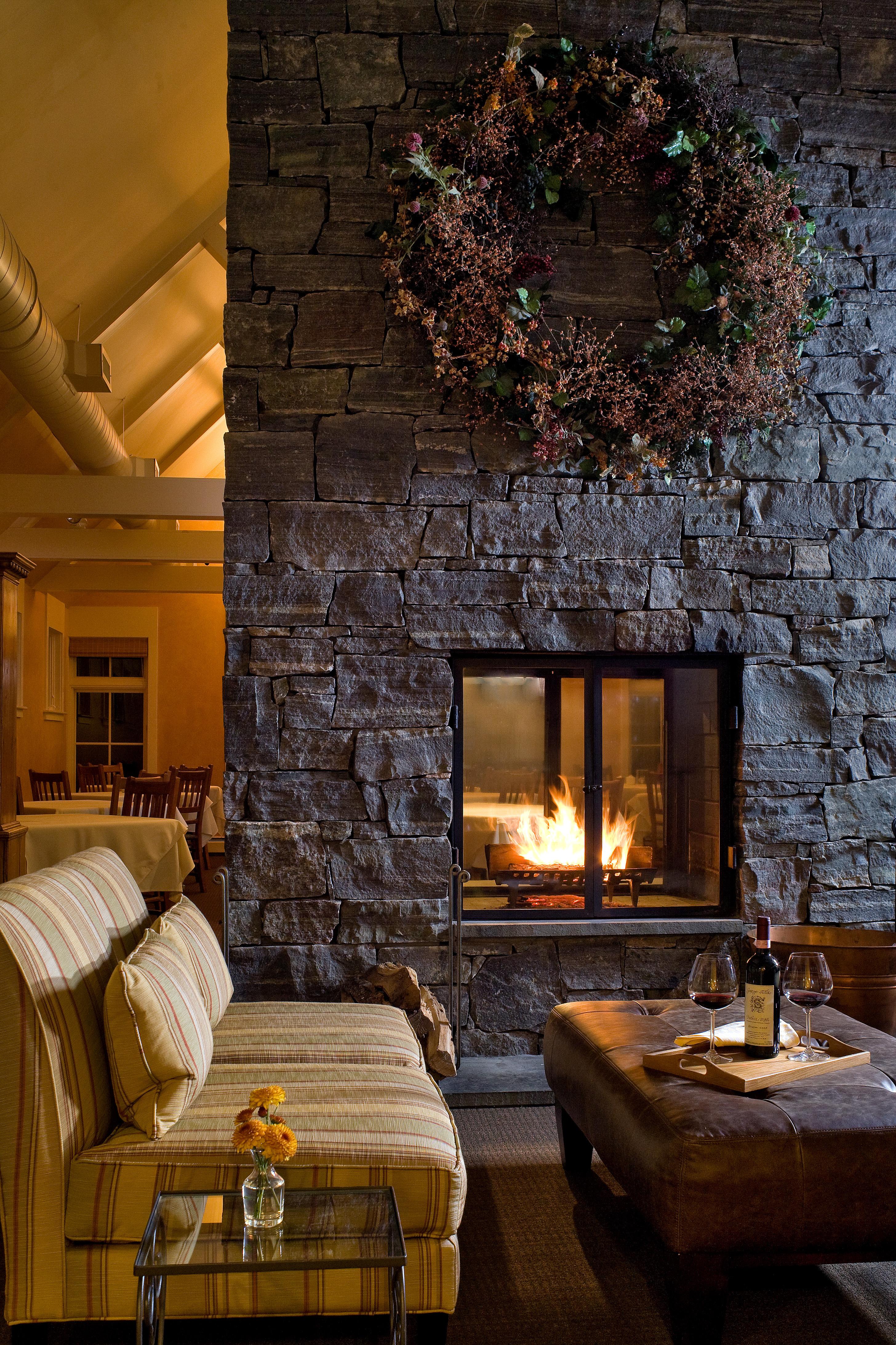 Fireplace jackson house innjackson house inn for Fireplace in house