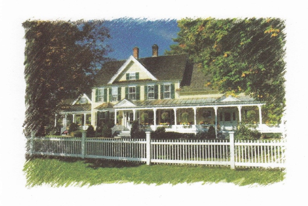 The perfect green getaway in Vermont at The Jackson House Inn