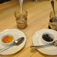 Jackson House Inn breakfasts feature local products - beer jellies made from Vermont's fabulous craft breweries!