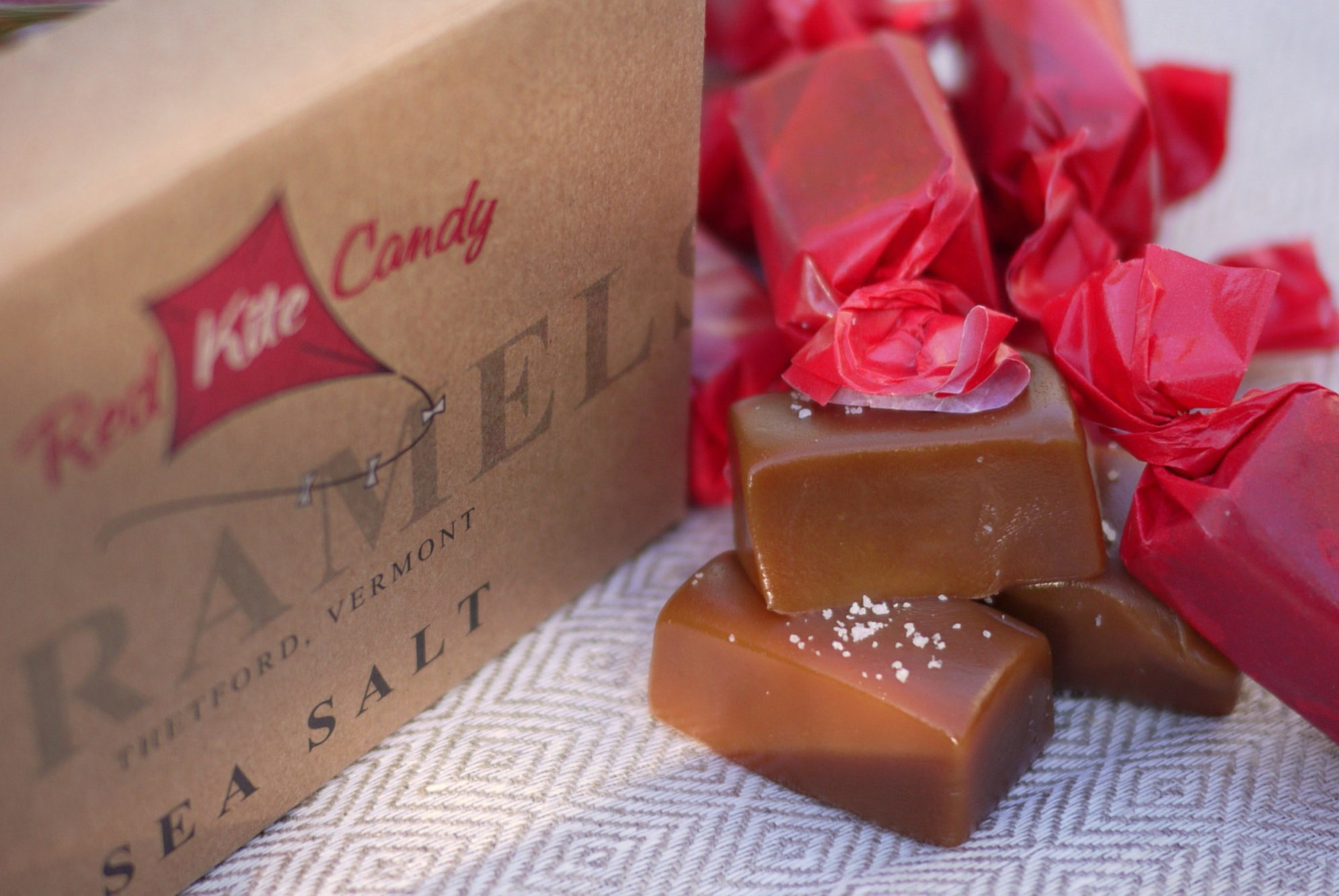 f1926bfbf734c Homemade candy is something to be truly treasured – caramel in particular.  Our mouths water at the thought of the ooey gooey goodness that results  from the ...